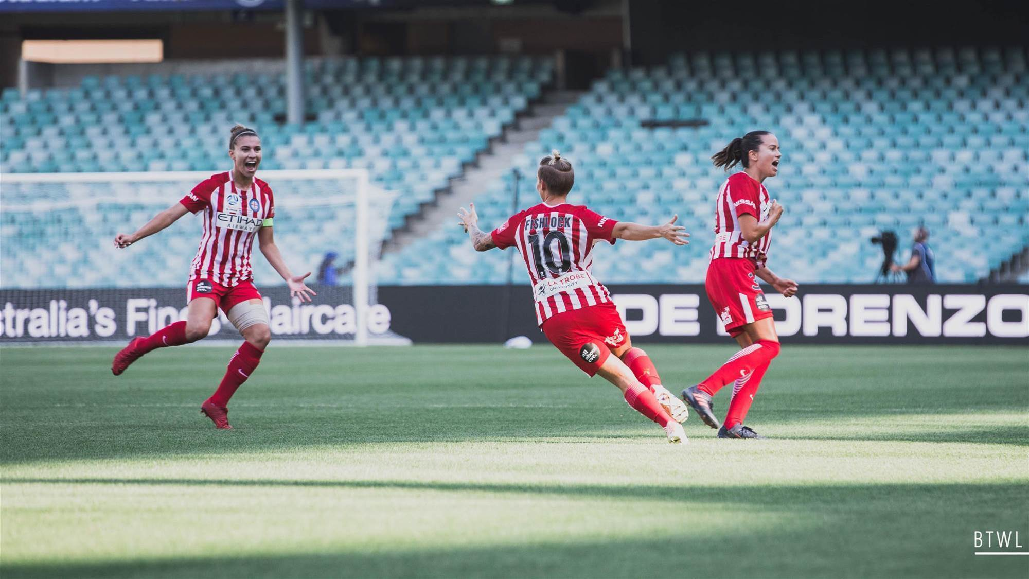 City break Australian record with third Championship
