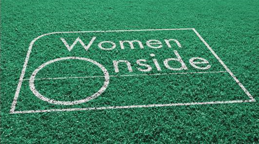 """EXCLUSIVE: All About """"Women Onside"""""""