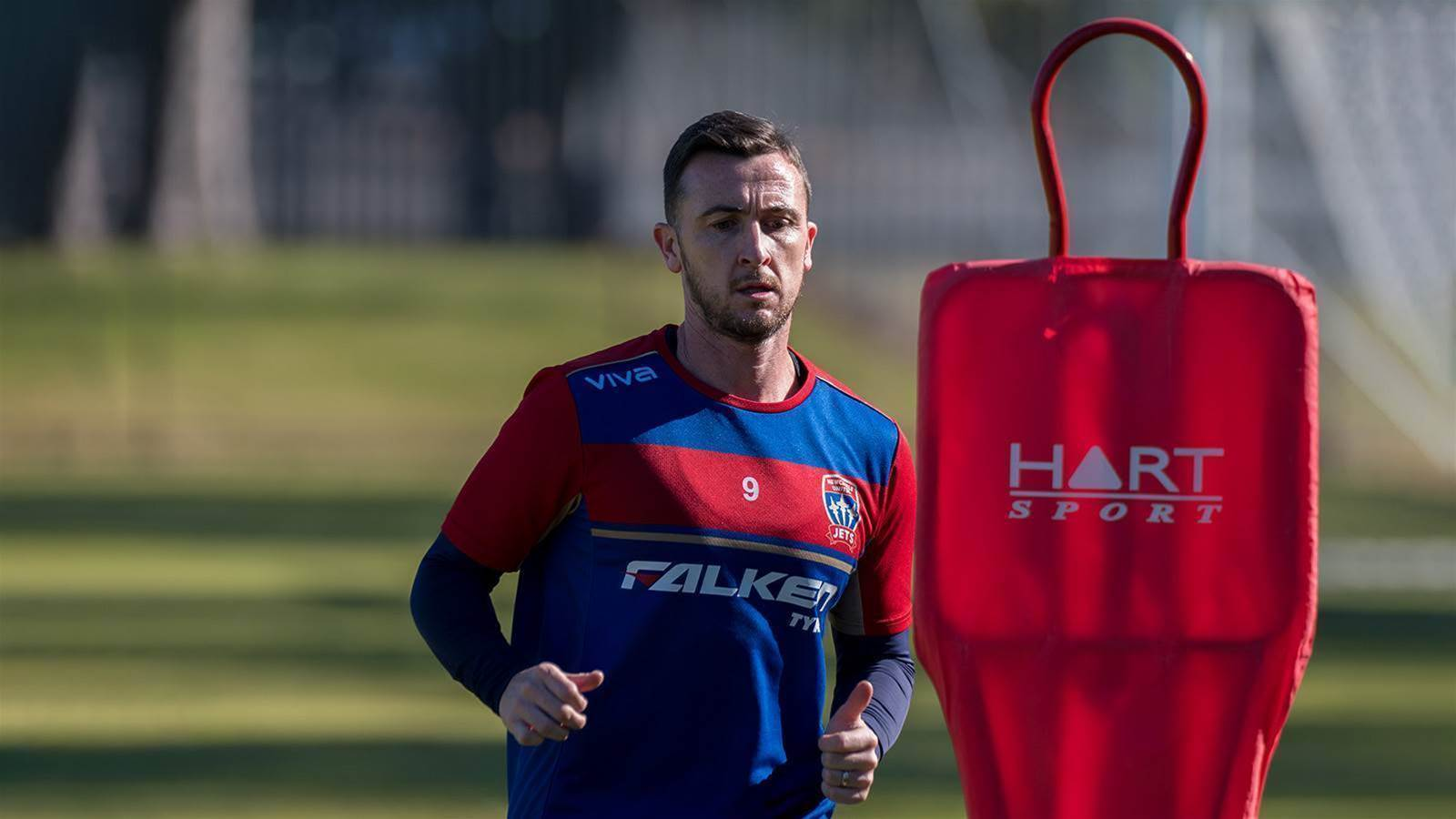 Newcastle Jets let O'Donovan go