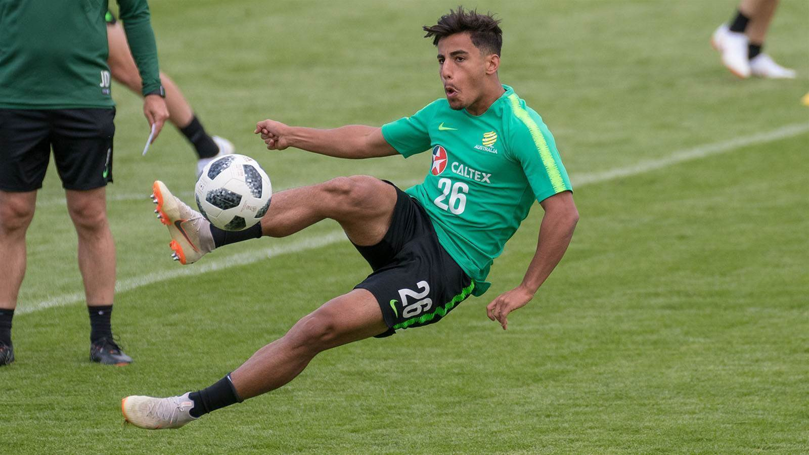 Celtic explain Daniel Arzani's Europa League omission