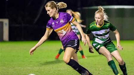 Lions sign Queensland NPLW striker