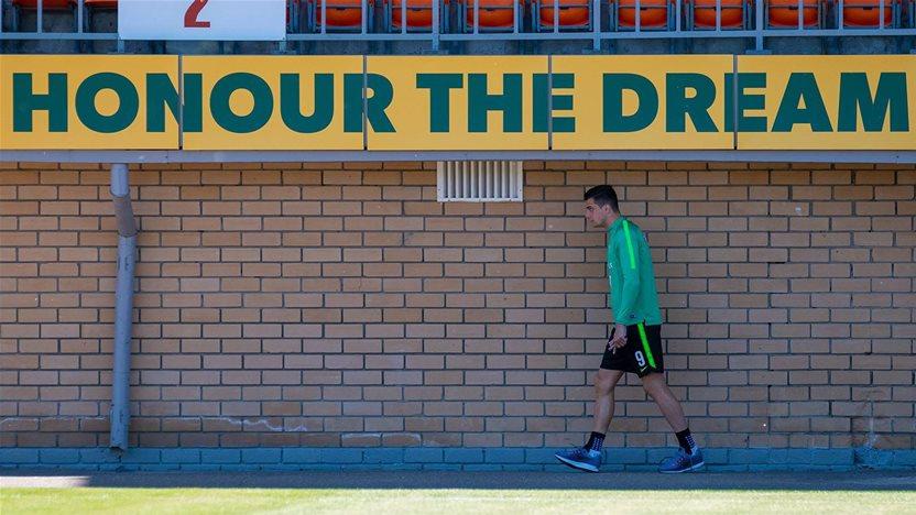 Socceroos striker Juric joins Adelaide