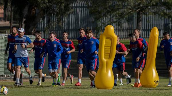 Newcastle Jets eye Young Socceroo clash