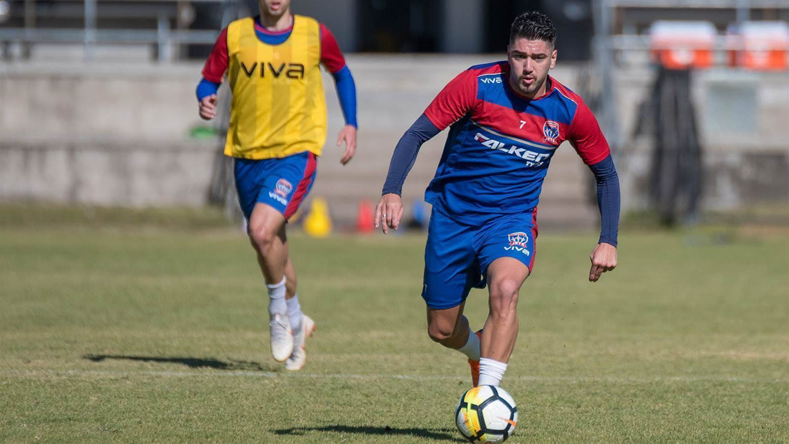 Petratos: My future is at Newcastle