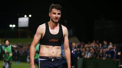 Antonis signs three-year Wanderers deal