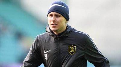 Stoke size up Aussie striker