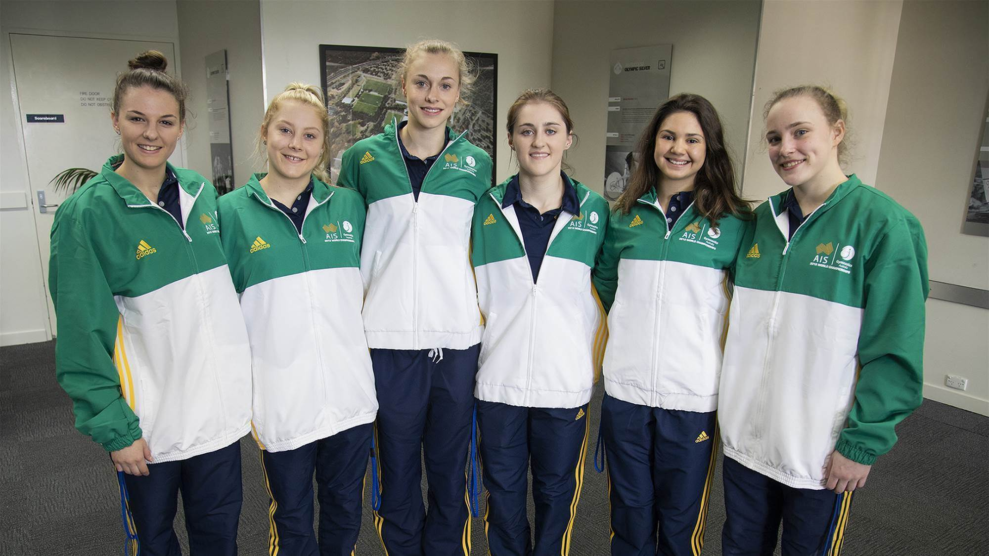 Australian gymnast ready for Doha