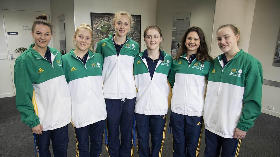 Australian gymnast ready for Doha