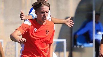 Aussie teen chases Croatia dream