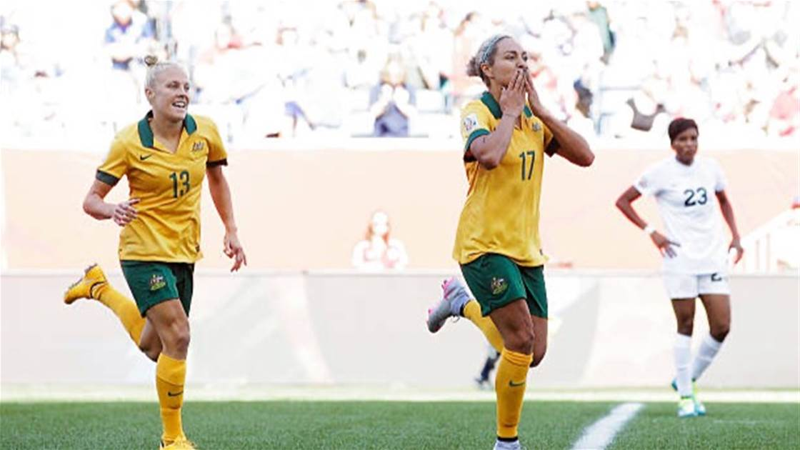 Matildas striker seals Tottenham move: 'Incredible, historic club'