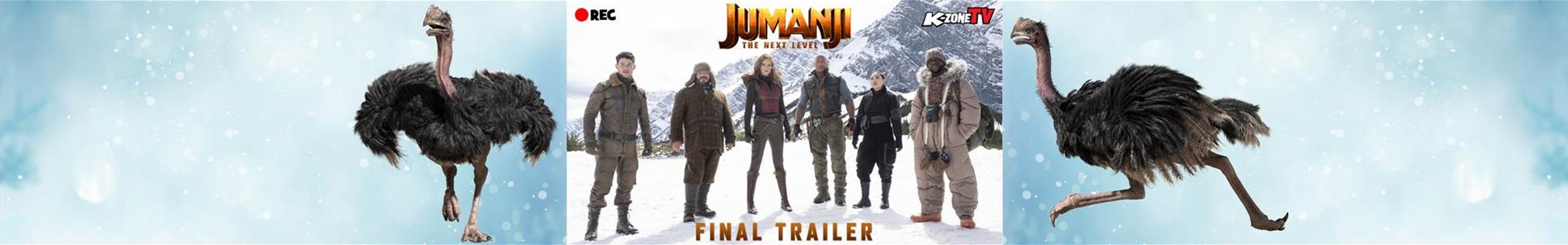 Jumanji: The Next Level Trailer