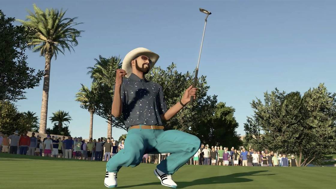 PGA Tour 2K21 available now