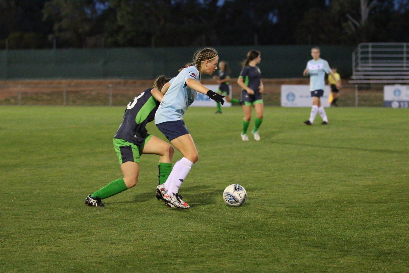 Belconnen and Canberra United set for Fed Cup clash