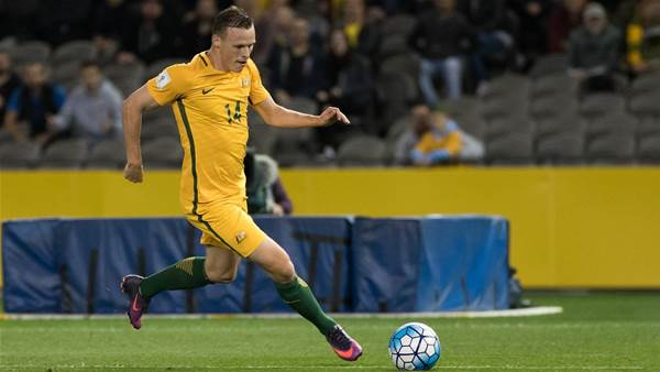Socceroos defender makes Cardiff move