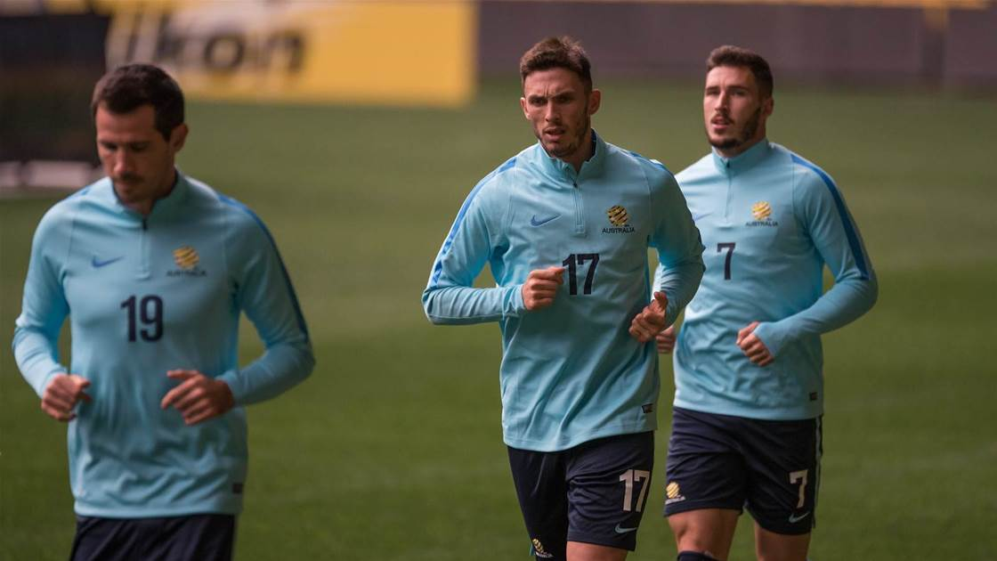 Goals will flow for Socceroos says Arnold