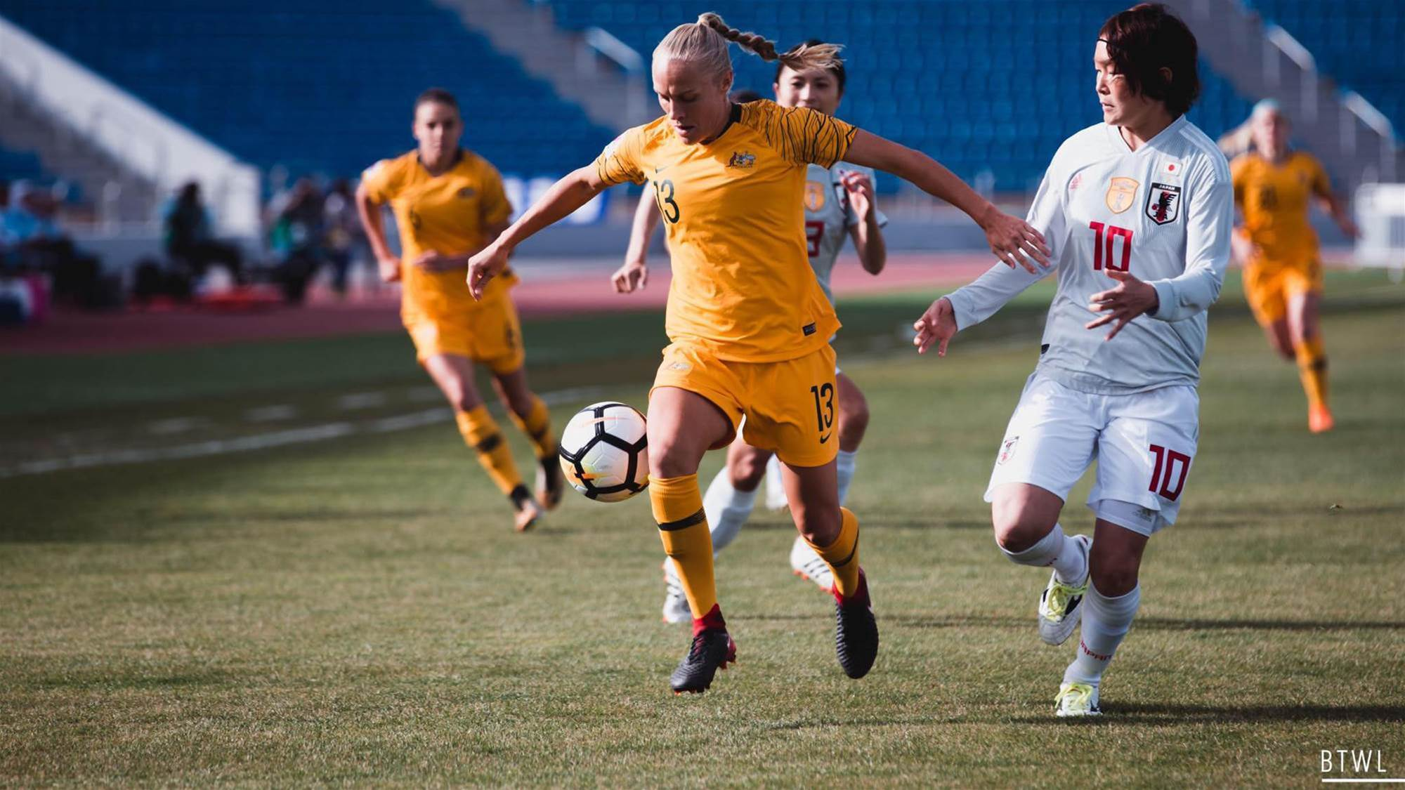 Draw sends Matildas to World Cup