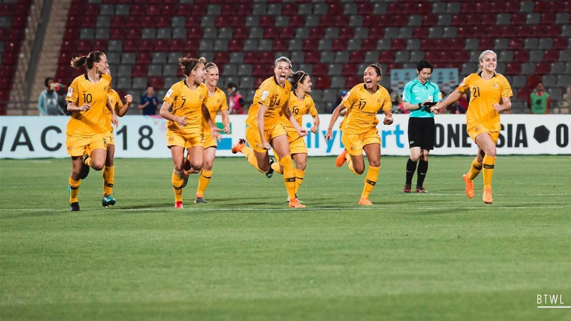 3 things learnt: Australia v Thailand