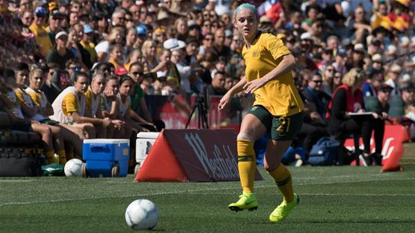 Melbourne City snare Matildas' Carpenter