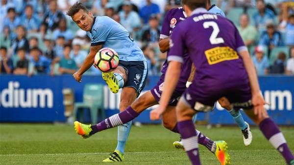 Bobo's back! Sydney bring back Brazilian hero