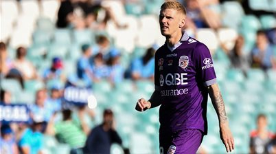 'You just cram them all in' - Glory's striker plan for Adelaide clash