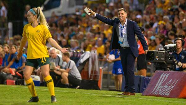 Milicic sticking with Matildas gameplan
