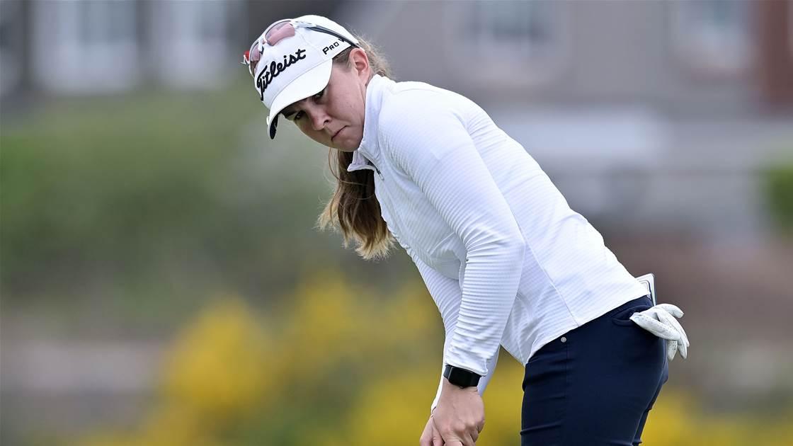 Iceland's Kristinsdóttir tops Women's Amateur stroke play