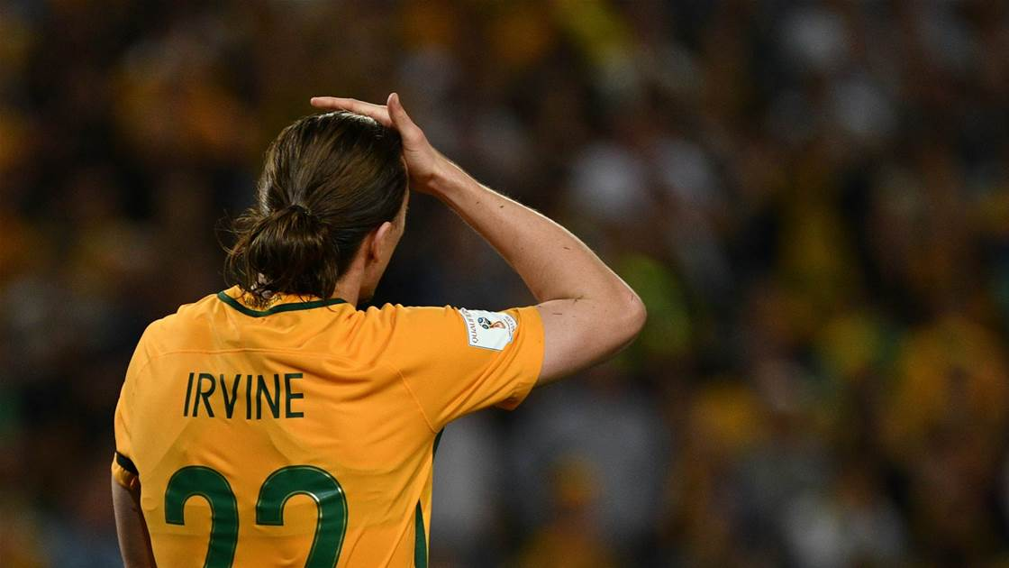 Achilles worry for Socceroo