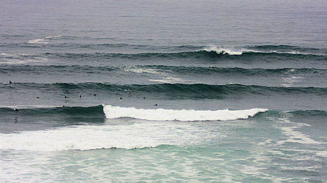 Surf and Tinder in Punta Hermosa