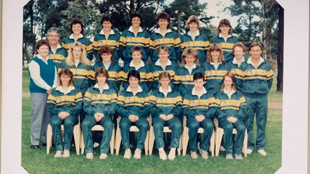 30 years on: First FIFA match for the Matildas