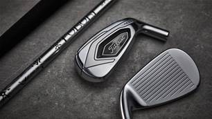 Titleist introduces easy launch, super distance T400 Irons