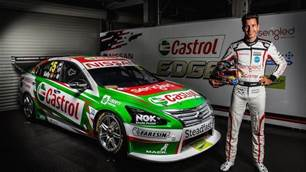 Castrol backs Kelly Nissan