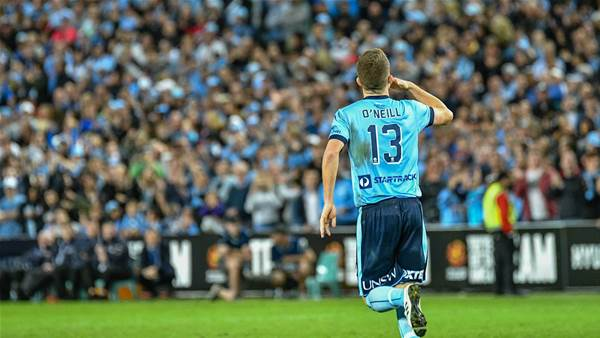 Sydney FC lose O'Neill to Asian club