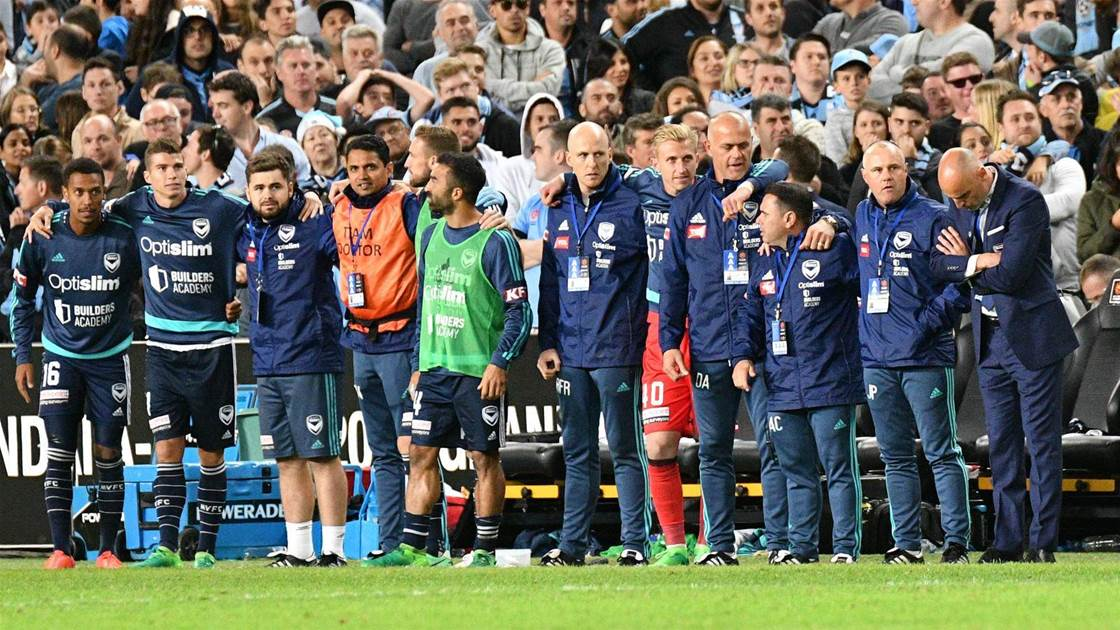 A-League's rush to boost benches