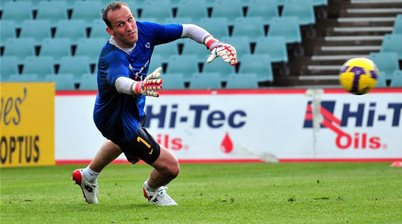 Schwarzer to play in bushfire match
