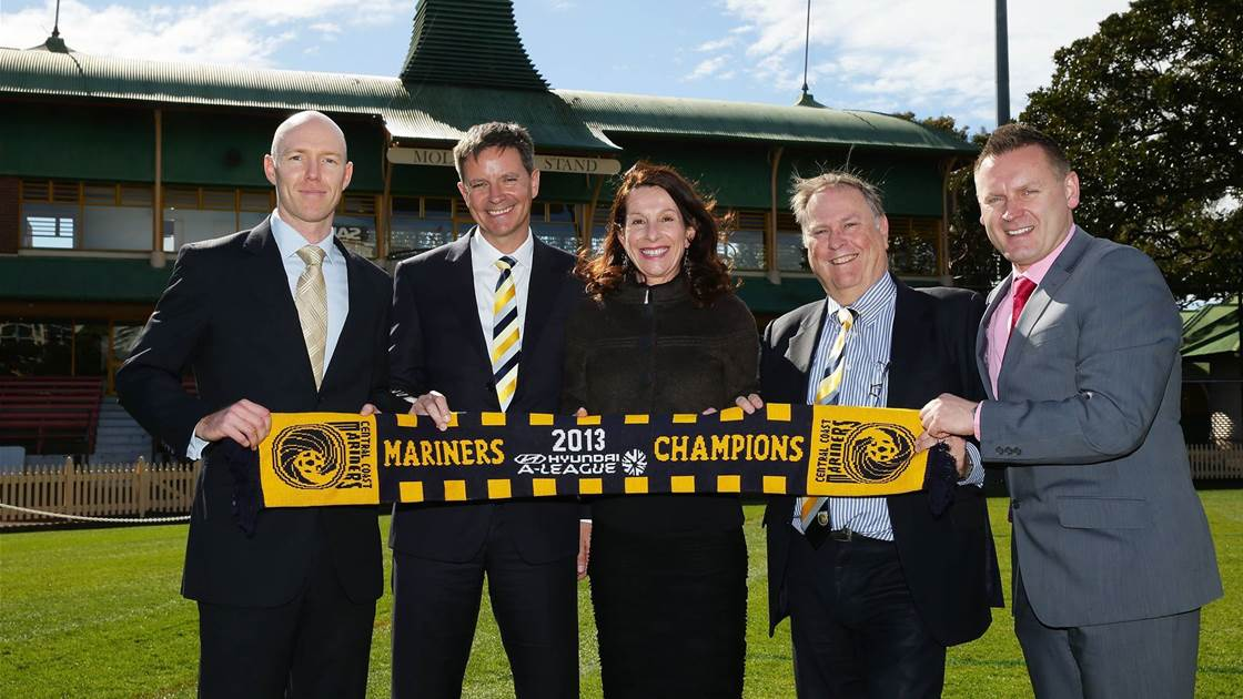 Owner puts A-League's Mariners up for sale