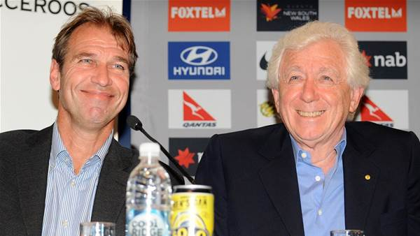 Ex-Socceroos boss Pim Verbeek dead at 63