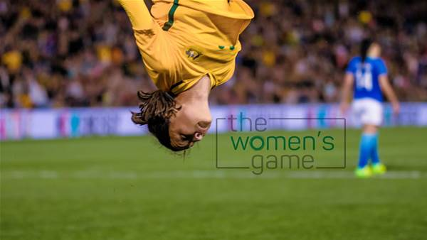 The Women's Game joins Inside Sport and FourFourTwo