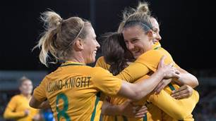 Matildas on same pay scale as Socceroos