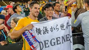 Milos Degenek's Red Star return a Roos boost
