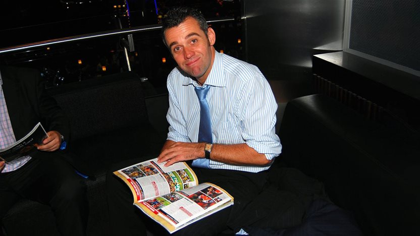 Departing Simon Hill reflects on Fox Sports, A-League and Socceroos