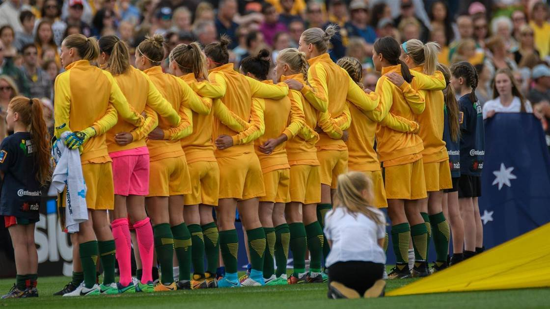 Matildas take fight to FIFA over fair pay