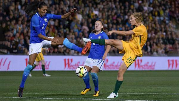 No backing down for Milicic's Matildas