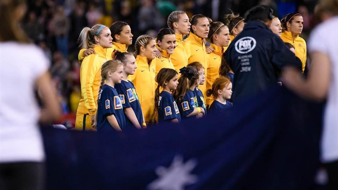 Matildas $15m new home win