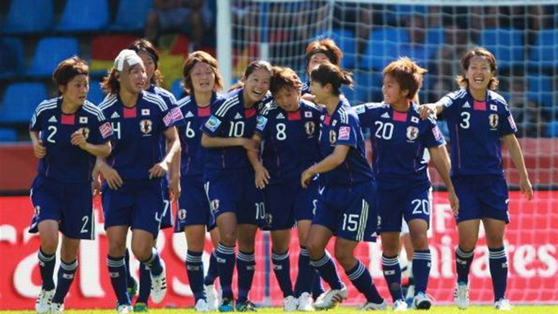 Report: Japan withdraws 2023 World Cup bid
