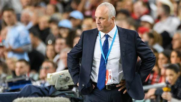 Frustrated Arnold forced to tinker with Socceroos