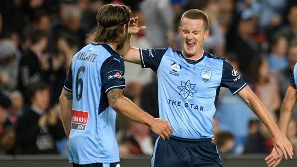 Sydney FC star O'Neill up for return home