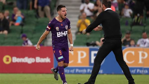 Resurgent Perth Glory have more in store