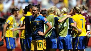 Harsh history shows Matildas beating Sweden is a very rare feat