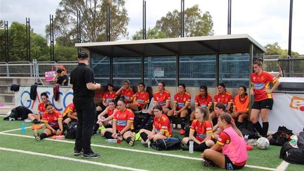 Lionesses keen to conquer Victorian women's football jungle