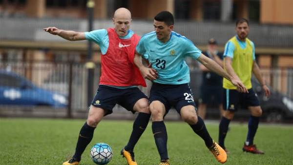 Mooy, Rogic boost Roos for WC qualifiers